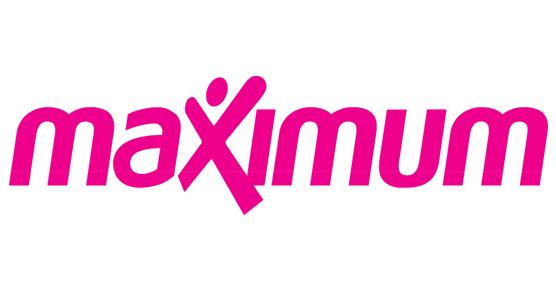 maximum kart logo