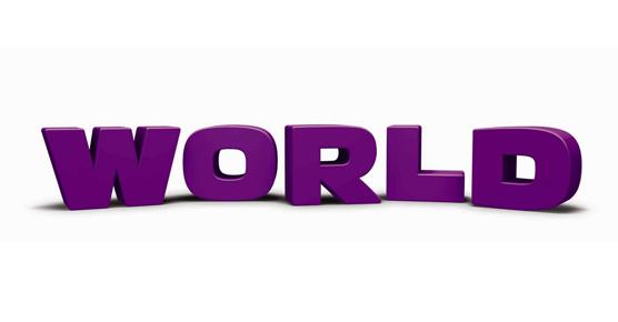 world kart logo