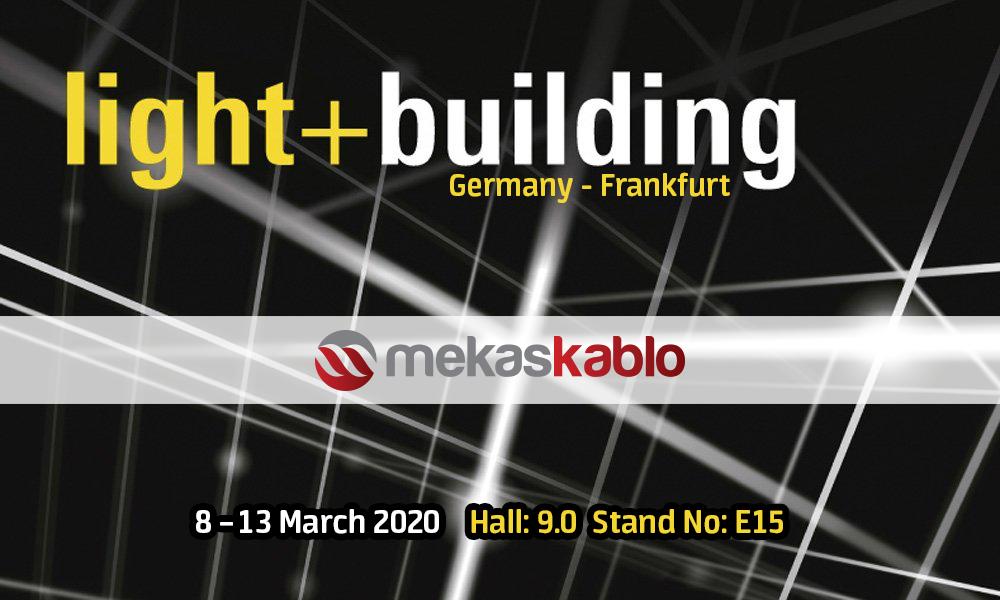 mekas kablo light building
