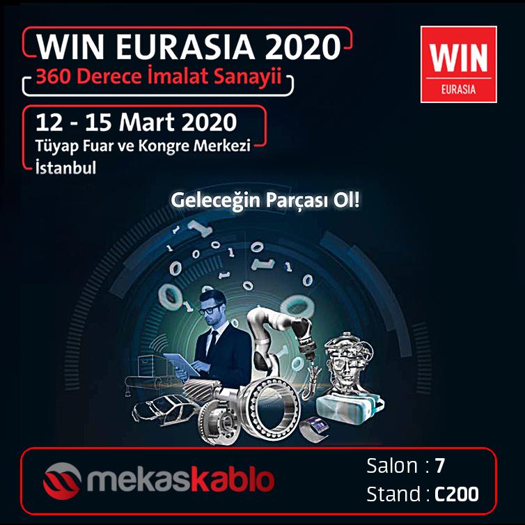 wın euroasia 2020