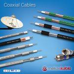 coaxial cables mekas kablo
