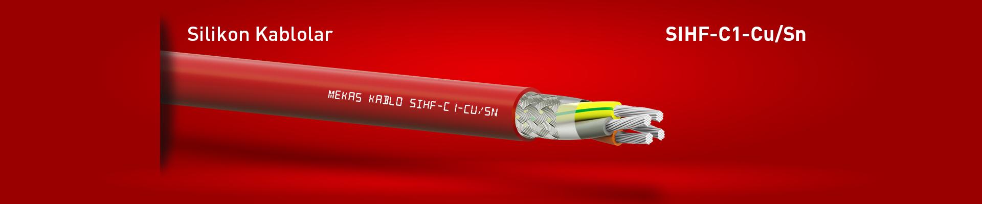 silikon kablo