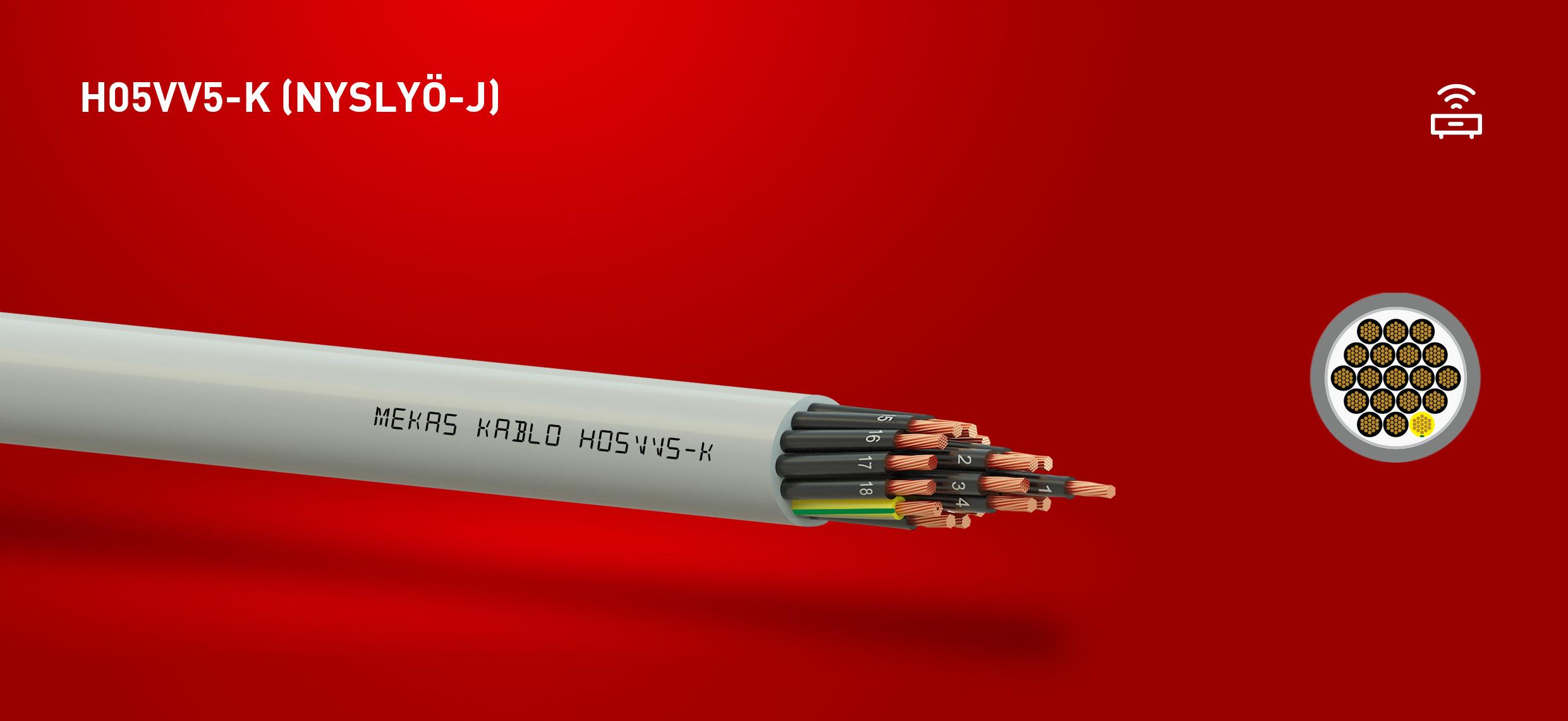 H05VV5-K (NYSLYÖ-J)