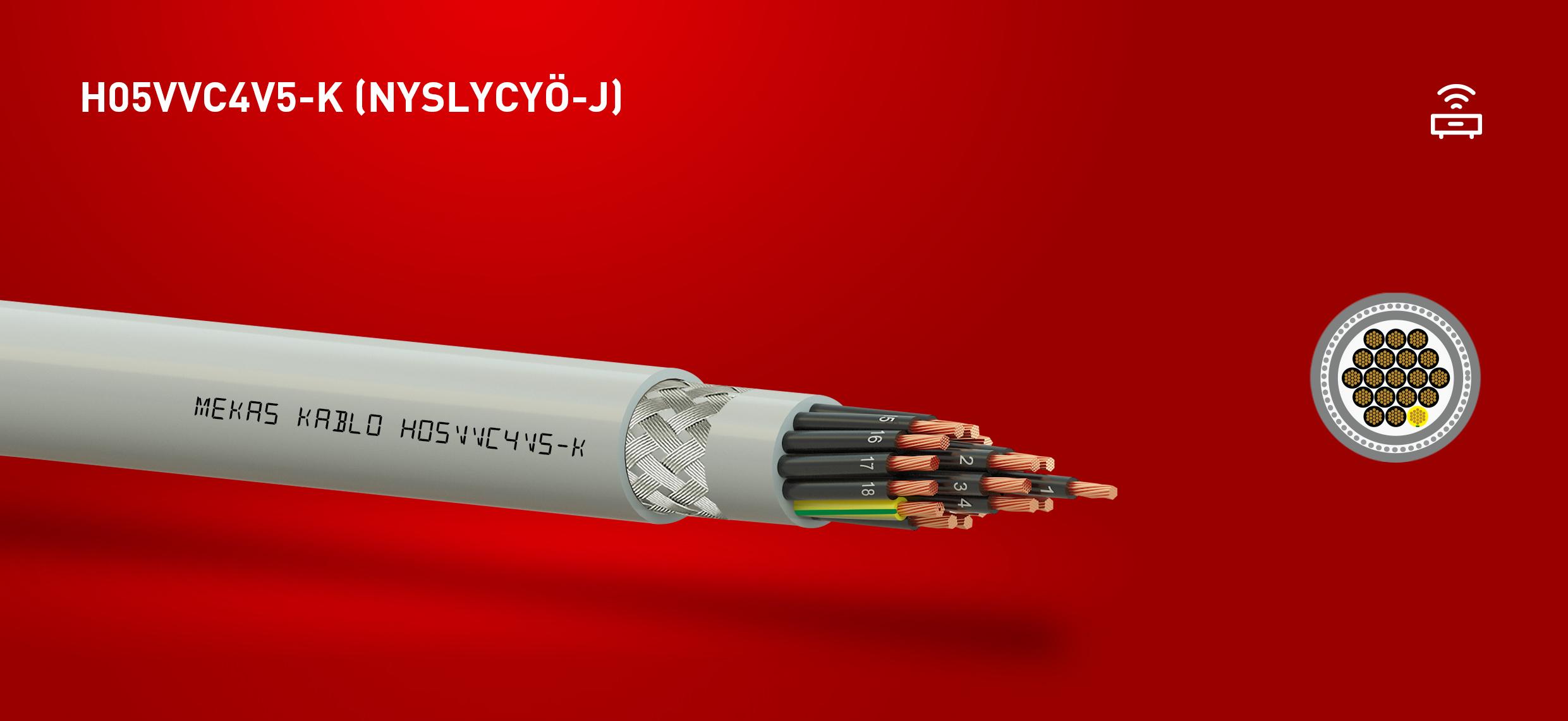 H05VVC4V5-K (NYSLYCYÖ-J)