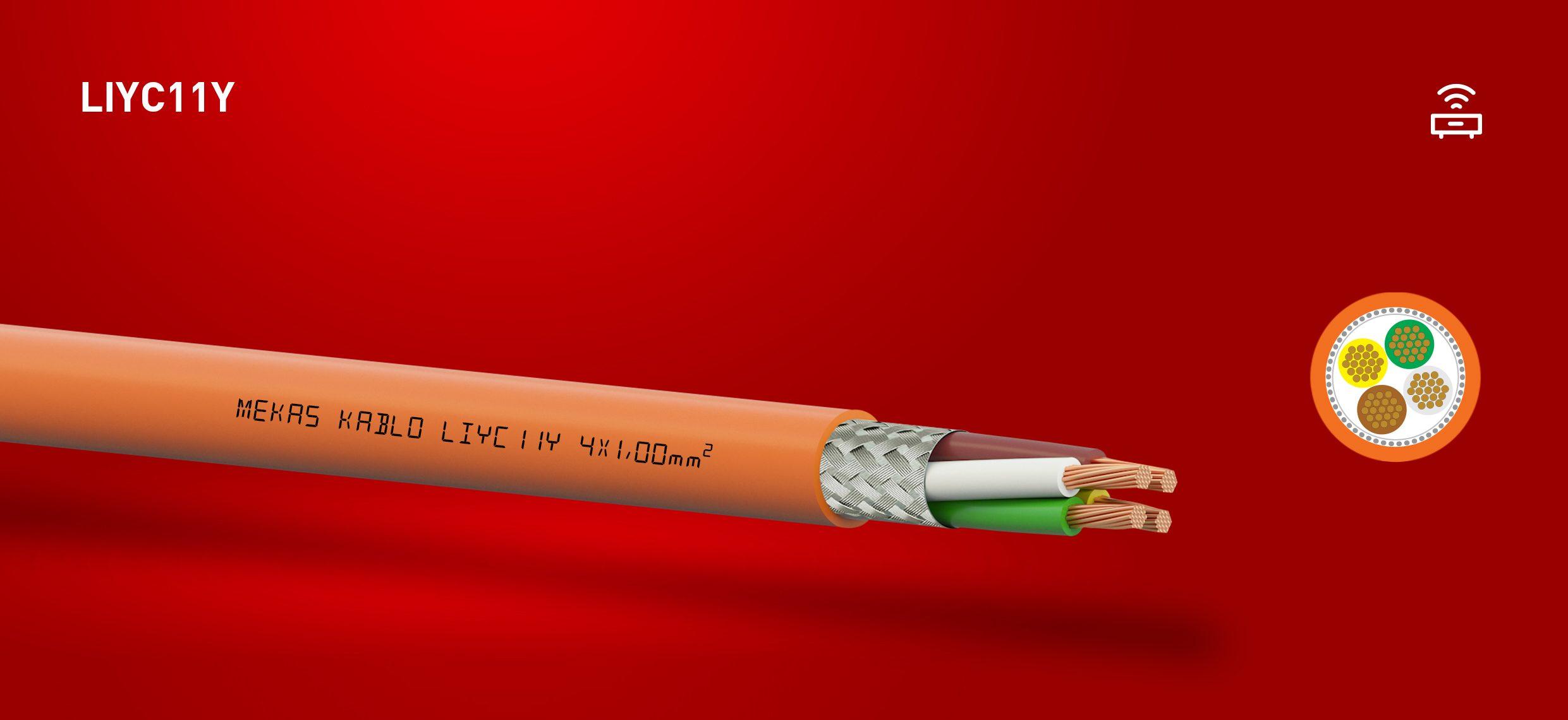 PUR kontrol kabloları