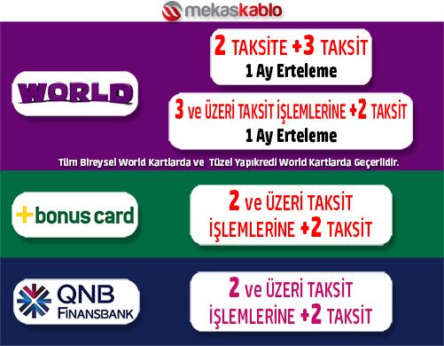kredi kartı taksit kampanyası
