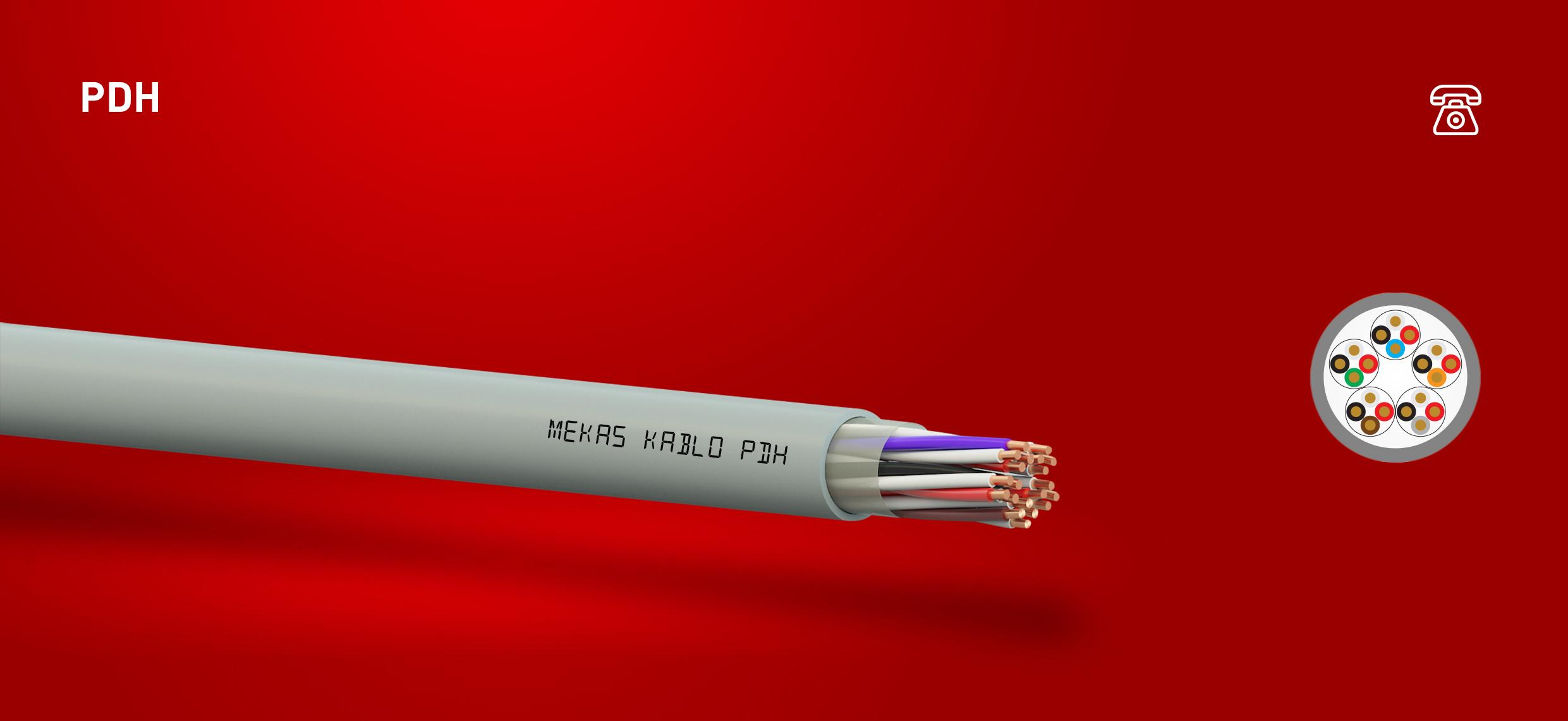 telefon kablosu pdh kablo